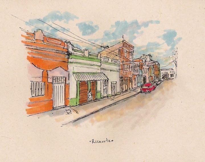 La fachada bogotana 120 – Ricaurte